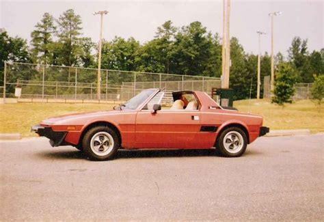 fiat x19 wheels my 1979 fiat x19 fiat fiat x19