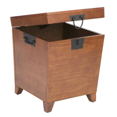 Trunk End Table by Dorset Trunk End Table 300147 Living Room At Sportsman