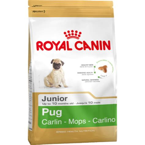 Royal Canin Food Xsmall Junior 500 Grm royal canin pug junior food from 163 10 99 waitrose pet