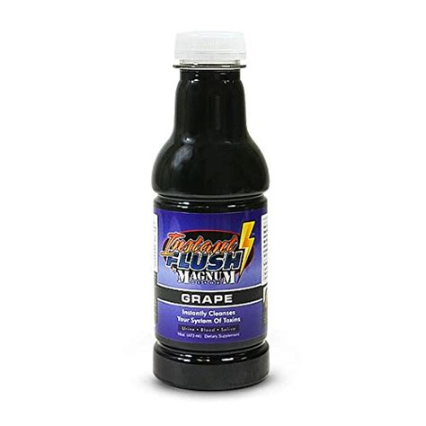 Royal Flush Detox Drink Reviews by Instant Flush Magnum Detox Grape Reviews