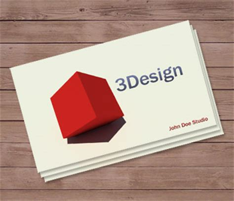 3d business card template business card templates at fresh business cards part 5
