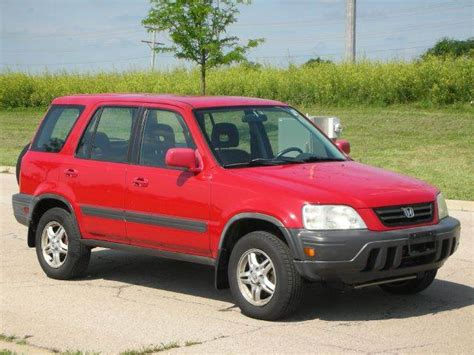 Upholstery Dundee 2000 Honda Cr V Awd Ex 4dr Suv In East Dundee Il All
