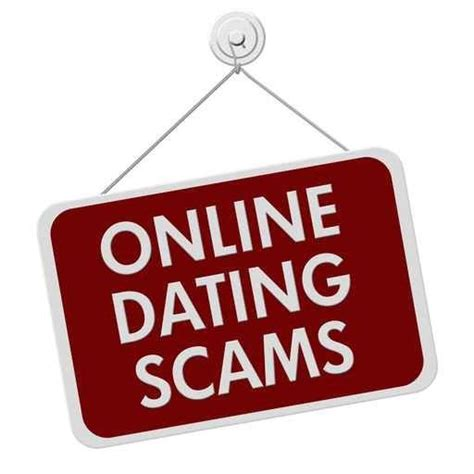 signs of an online dating scam christie hartman phd