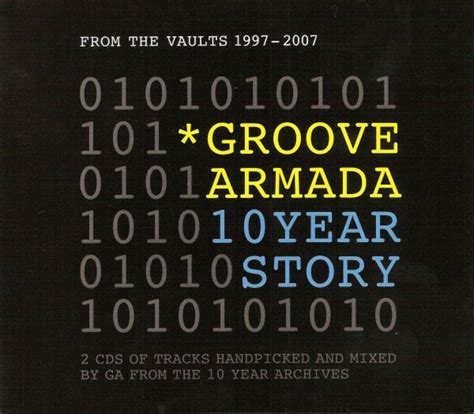 groove armada easy groove armada 10 year story cd at discogs