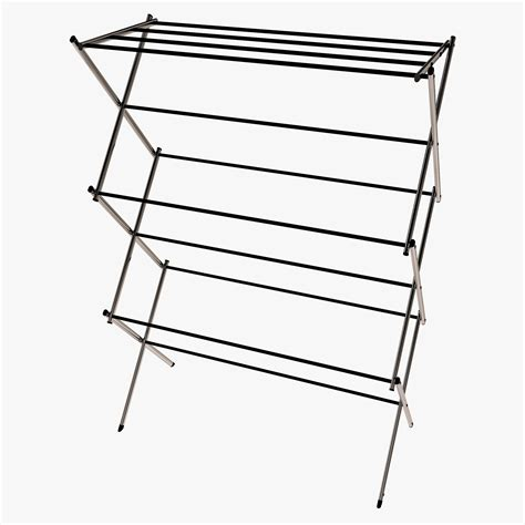 Fold Drying Rack by 3ds Max Folding Drying Rack