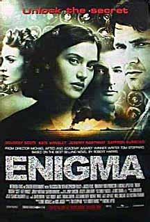 film decoder enigma enigma 189 2001 dougray scott kate winslet jeremy