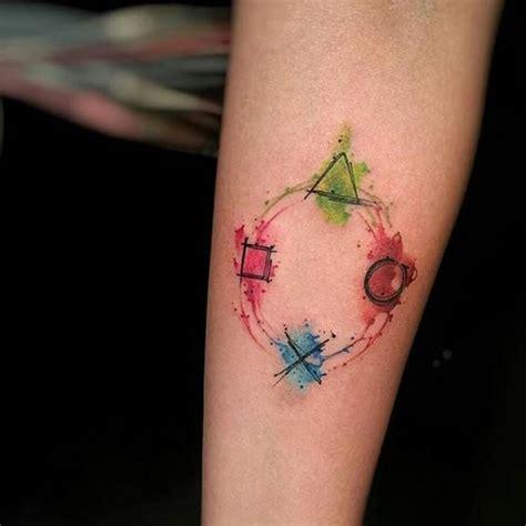 imagenes de tatuajes de videojuegos tatuajes de videojuegos los mejores dise 241 os para tatuarse