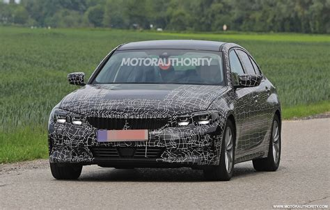 Bmw Serie 3 2019 Videos by 2019 Bmw 3 Series Spy Shots And Video