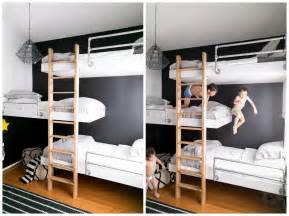 Built In Bunk Beds J Anne Photography Blog Triple Bunk Beds Amp Eating A