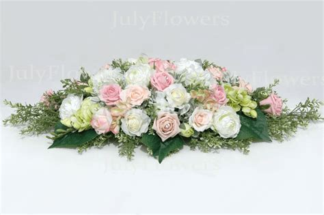 table arrangement meeting table arrangement july flowers