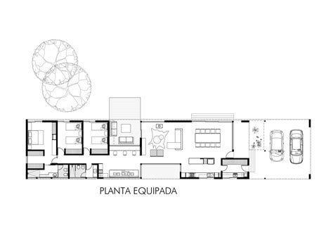 linear casa vivienda lineal vivienda planos planos de