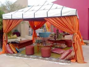 Moroccan Style Decor In Your Home by Moroccan Decor Ideas For A Party Room Decorating Ideas