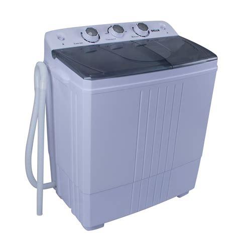 Apartment Washing Machine by Della 169 Portable Washing Machine Compact Tub 11lb Rv