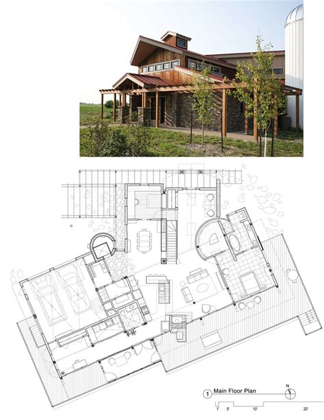 contemporary farmhouse floor plans modern farmhouse plans buildipedia