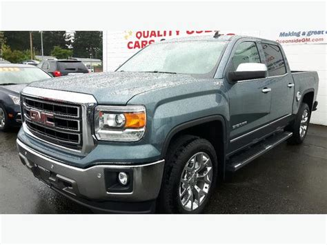2014 gmc 4x4 for sale 2014 gmc 1500 slt 4x4 for sale in parksville