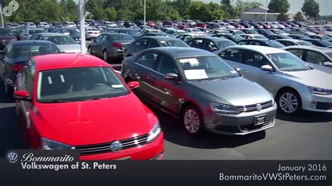 Bommarito Volkswagen by Bommarito Volkswagen St Peters January Offers Sps