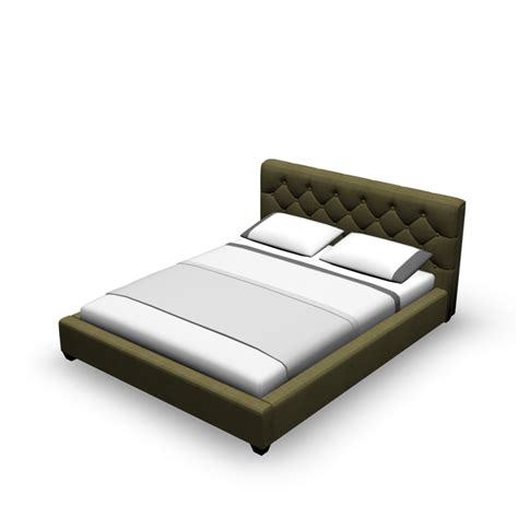 cm beds grand premium green 160x200 cm bed design and decorate your room in 3d