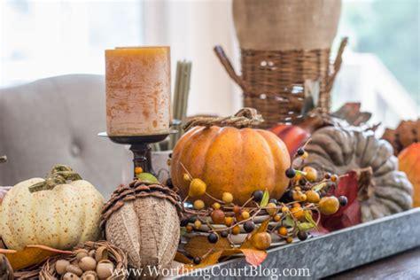 autumn farmhouse table farmhouse fall table centerpiece worthing court