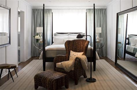 window bed bed in front of window contemporary bedroom toronto