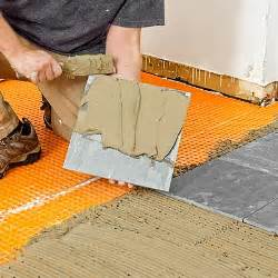 how to lay a stone tile floor renocompare