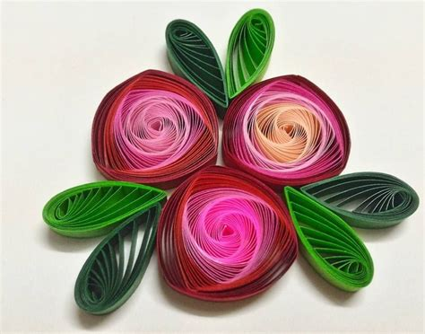 quilling paper rose tutorial 25 best ideas about quilling flowers tutorial on