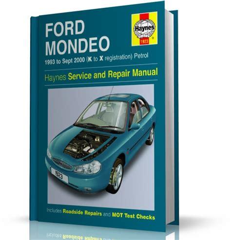 ford mondeo repair manual haynes 1993 2000 new sagin workshop car manuals repair books ford mondeo 1993 2000 silniki benzynowe instrukcja napraw haynes
