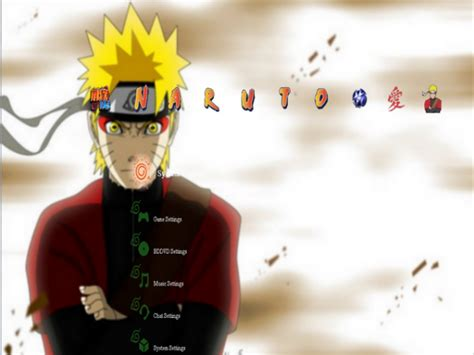 themes naruto live th 232 me naruto mode sennin sur ps3 play3 live