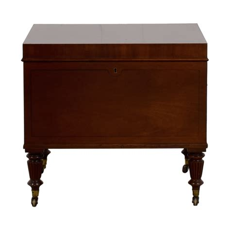 Accent Table With Storage 82 Antique Wood Accent Table With Storage Tables