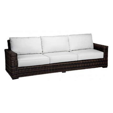 rattan sofa cushions replacements sunset west montecito wicker sofa replacement cushion
