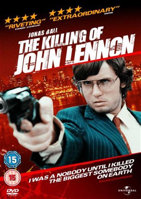 john lennon biography film the killing of john lennon comic book and movie reviews