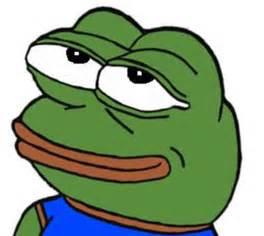 Frog Face Meme - good boy pepe feels bad man sad frog know your meme