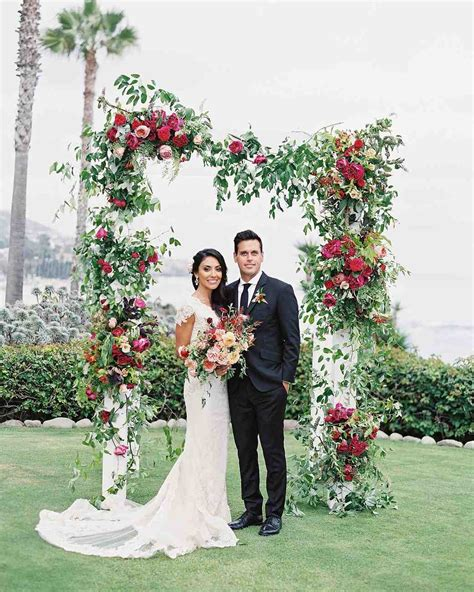 Wedding Arch With Flowers by 59 Wedding Arches That Will Instantly Upgrade Your