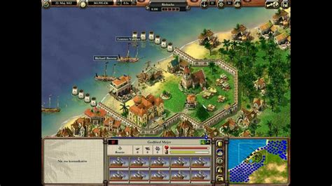 port royale 2 port royale 2 16 w蛯asnych miast gameplay