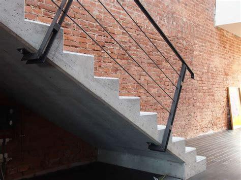 treppengeländer stahl schwarz p14 treppengel 228 nder stahlwerk