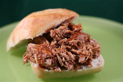 slow cooker pulled pork recipe dishmaps