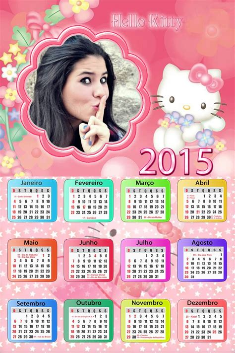 Calendã Do Ano De 2015 Search Results For Calendario Infantil2015 Calendar 2015