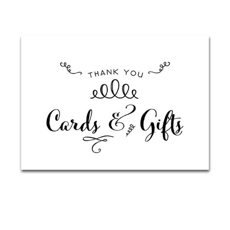 printable thank you cards for donations wedding sign fun doodle black and white thank you cards