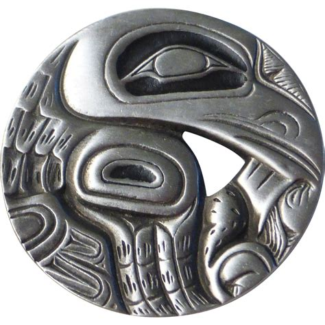 pin by sely raven on design retro 50 s pinterest vintage frederick pewter raven pin brooch canada from