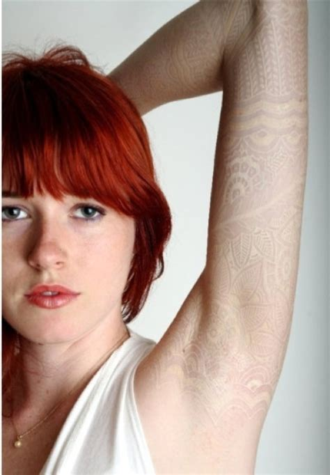 bad white ink tattoos 15 white ink tattoos you need to see before considering