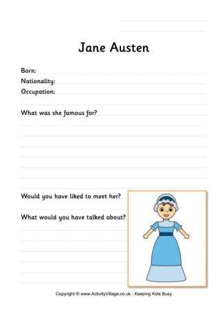 simple biography of jane austen jane austen