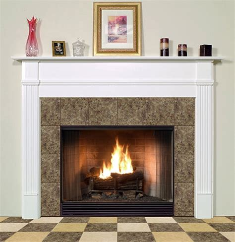 pictures of mantels wood fireplace mantels sheridan traditional faux fireplace
