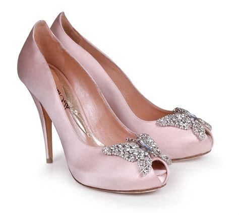 Pink Wedding Shoes Www Shoerat Com