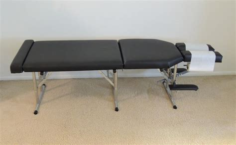 chiropractic bench chiropractic table for sale new galaxy 1996ca chiropractic
