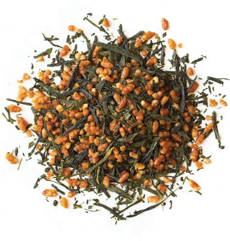 genmaicha green rishi tea