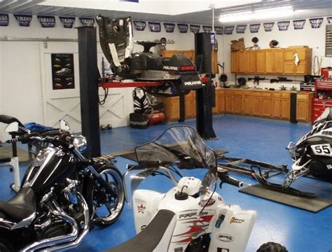 Motorrad Duplex Garage by How To Heat Your Garage The Bikebandit Blog