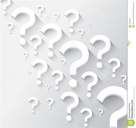 image pattern questions question mark pattern in grey and white stock vector