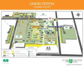 chicago union station floor plan union station from go transit s site toronto isc 2004