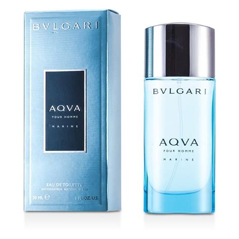 Parfum Bvlgari Aqva Marine bvlgari aqva pour homme marine edt spray fresh