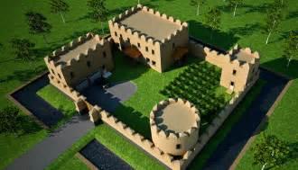 castle home plans castle style earthbag house plans