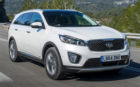 6 Sitzer Auto by Kia Sorento Review Is This The Most Sensible Seven Seater